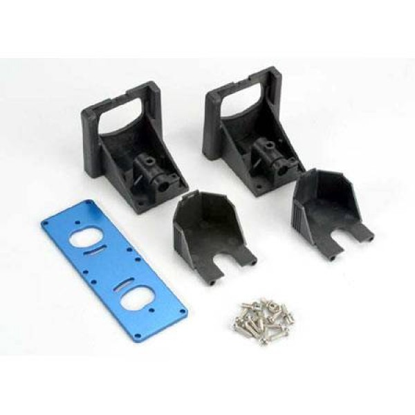 Traxxas Motor Mounting Bracket / Gear Cover