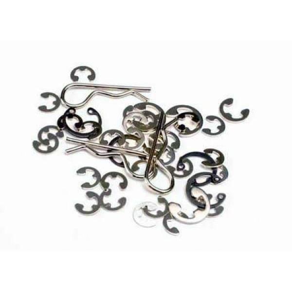 Traxxas E-Clip/C-Clip/Snap R Ring (40)