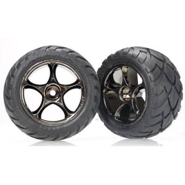 "Traxxas Bandit Pre-Assembled Anaconda 2.2"" rear tires"