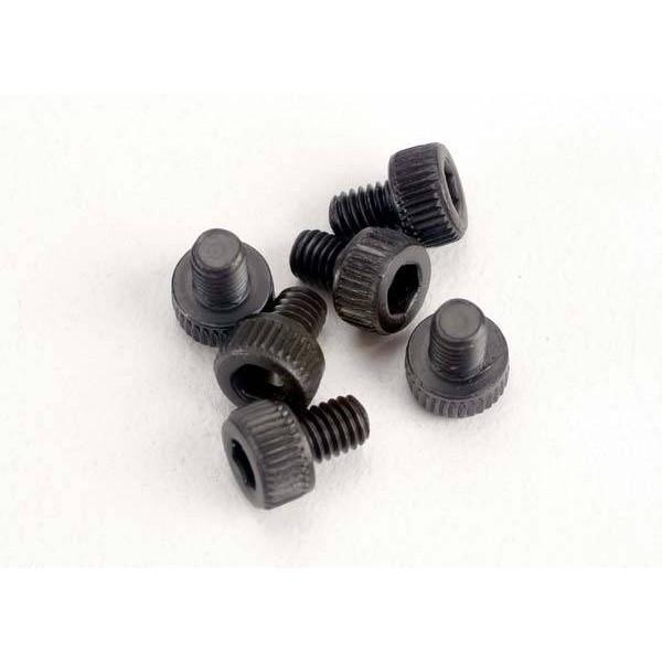 Traxxas Screws 3x4mm Cap-Head Machine (6)
