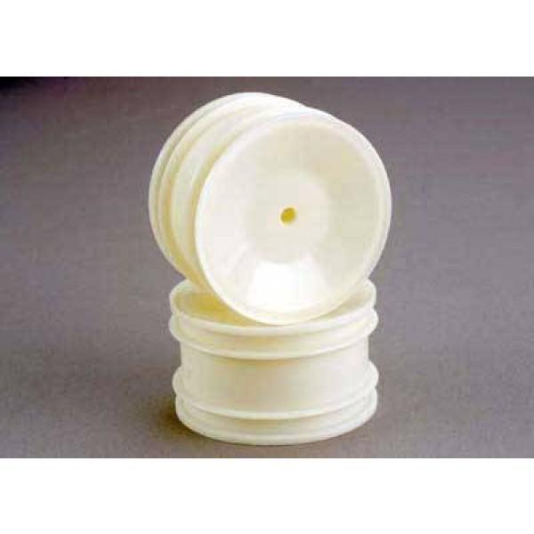 "Traxxas Dish Wheel Rear 2.2"" Nylon (2)"