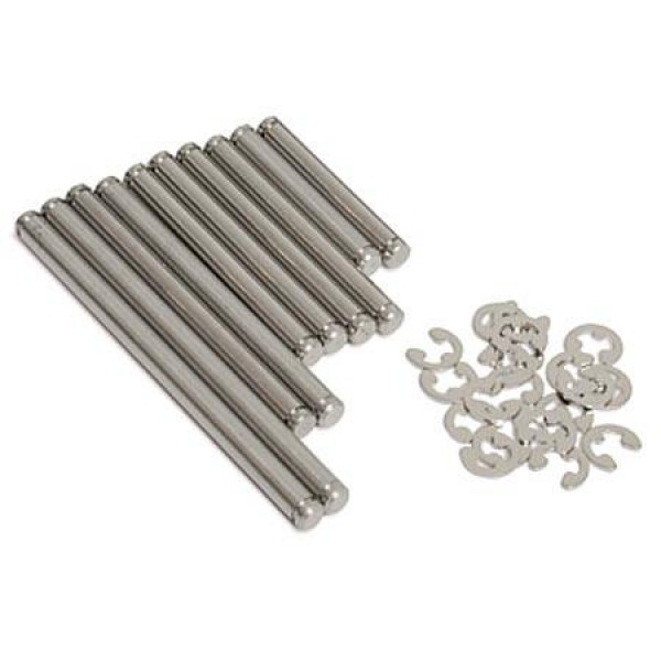 Traxxas Stainless Suspension Pin Set TRX1 (10)