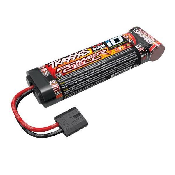 Traxxas NiMH Stick Battery 3000mAh 8.4V (7S) with Traxxas Connector