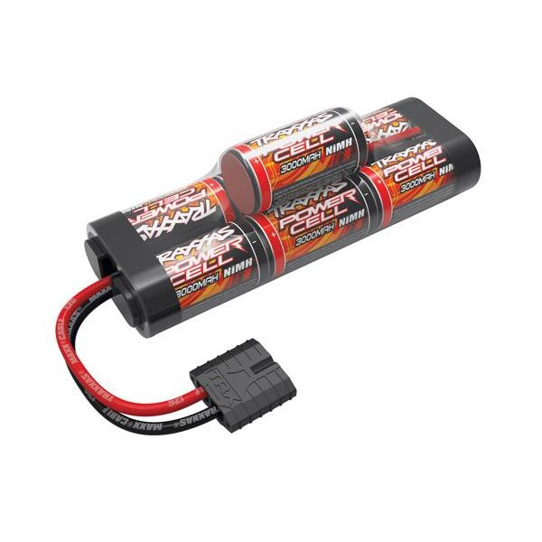 Traxxas NiMH Power Cell Hump Pack Battery 3000mAh 8.4V (7S) with Traxxas Connector