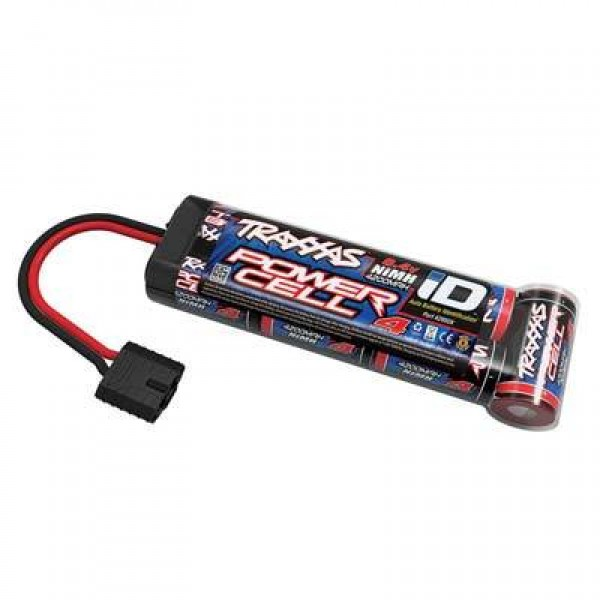 Traxxas NiMH Flat Battery 4200mAh 8.4V (7S) with Traxxas Connector