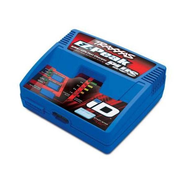 Traxxas EZ-Peak Plus 4amp NiMH/LiPo Charger with iD Auto Battery