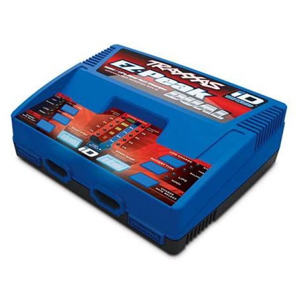 Traxxas EZ-Peak Plus 100W NiMH/LiPo Dual Charger