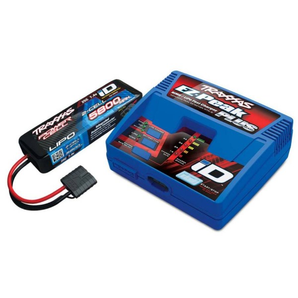 Traxxas 2S Battery/Charger Completer