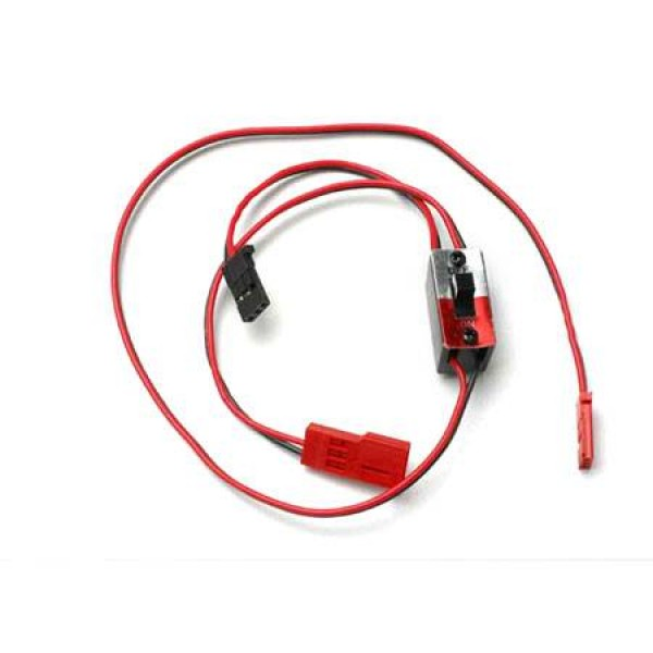 Traxxas Nitro Wiring Harness For Rx Power Pack