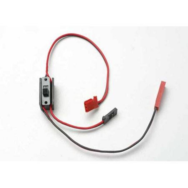 Traxxas Revo Wiring Harness For RX Power Pack