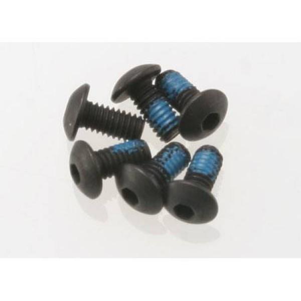 Traxxas Screws 2.5x5mm Button-Head Machine Hex Drive (6)