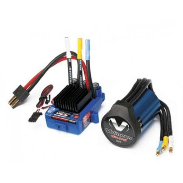 Traxxas Waterproof Velineon VXL-3s Brushless Power System