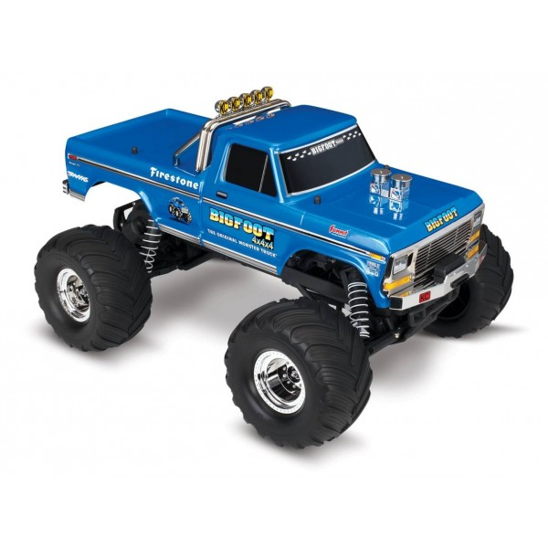 Traxxas Classic Bigfoot #1 RTR 1/10 2WD Monster Truck