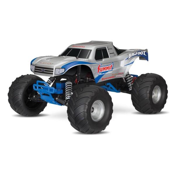 Traxxas XL-5 1/10 2WD Bigfoot Monster Truck, RTR, Summit