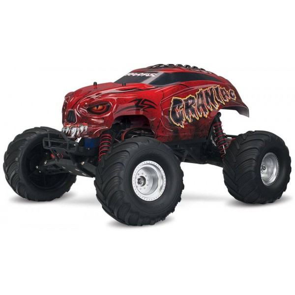 Craniac 1/10 Scale Monster Truck with TQ 2.4GHz radio system