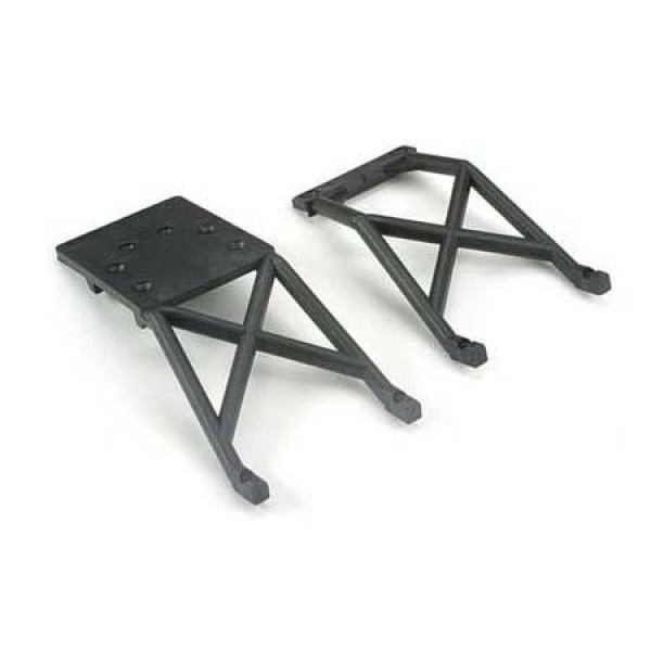 Traxxas Skid Plate Stampede Front/Rear