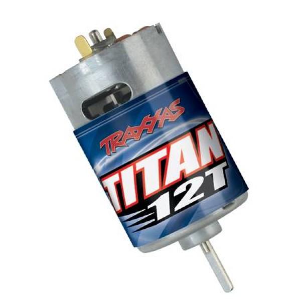 Traxxas Titan 550 12T Motor