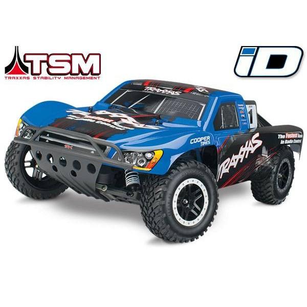 Traxxas Nitro Slash 2WD 1/10 SCT with TQI and TSM