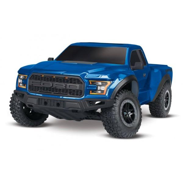 Ford Raptor RTR wTQ 2.4GHz BLue