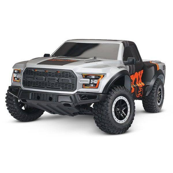Ford Raptor 1/10 2WD RTR SCT with XL-5, FOX Edition