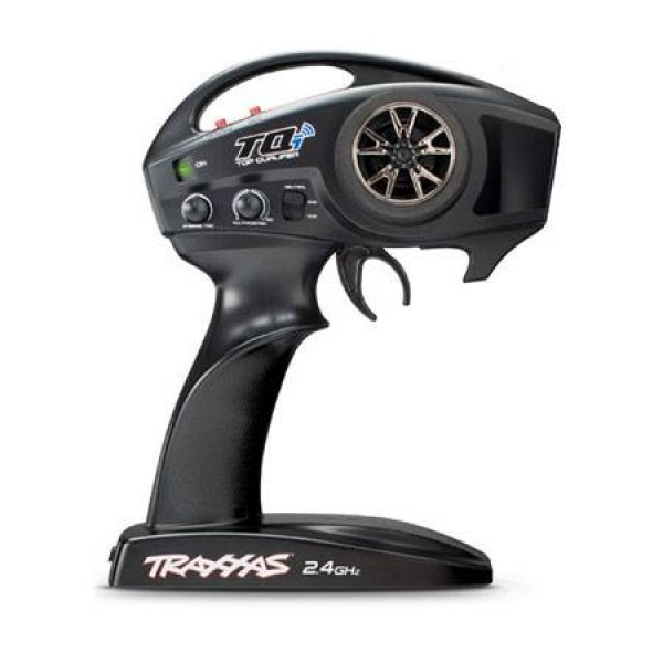 Traxxas Transmitter TQi TRA Link Enabled 2.4GHz Hi Output 2 Channel