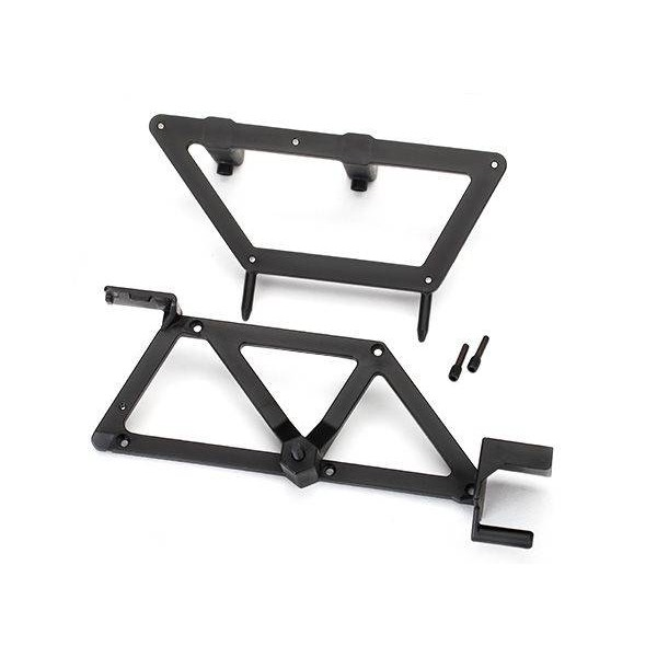 Traxxas Spare tire mounting bracket with screw pins (2)