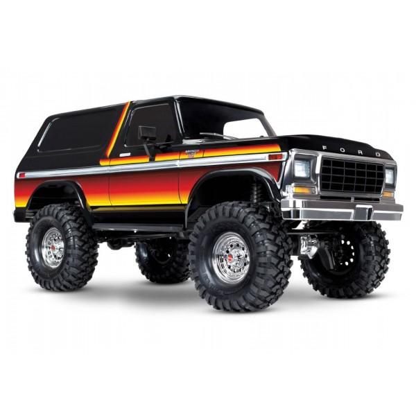 Ford Bronco 4WD Electric Truck with TQi Traxxas Link Enabled 2.4GHz Radio System