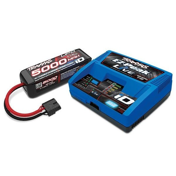 Traxxas Battery/charger completer pack (includes 2971 & 2888X)