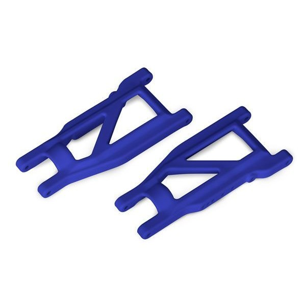 Traxxas Heavy Duty Suspension Arms, Blue, front/rear (left & right) (2)