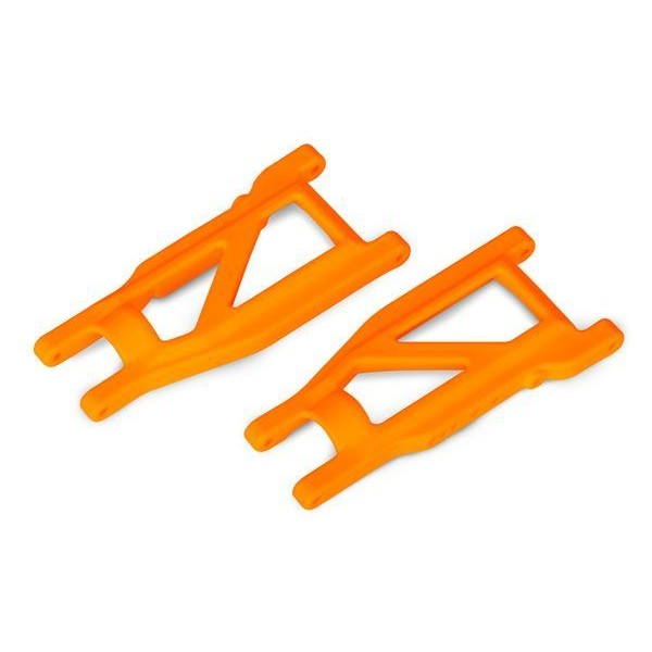 Traxxas Heavy Duty Suspension Arms, Orange, front/rear (left & right) (2)