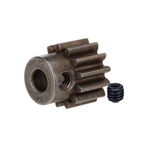 Traxxas Gear, 13T pinion (1.0 metric pitch) (fits 5mm shaft)