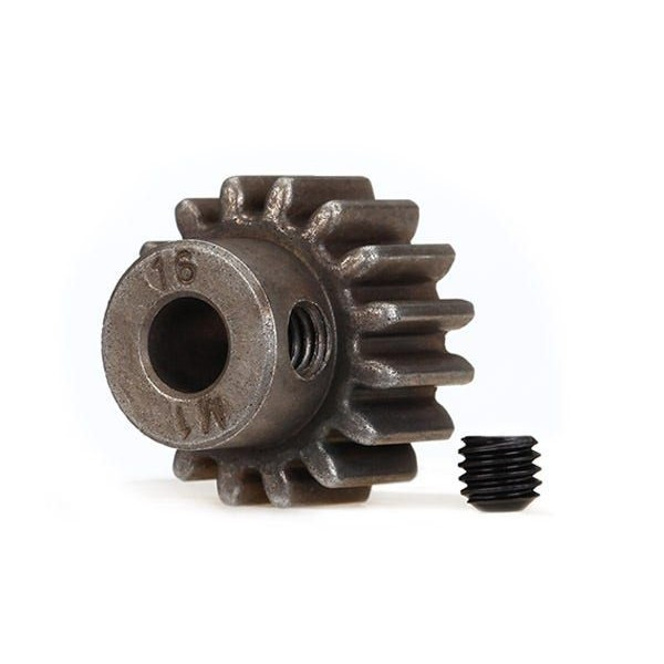 Traxxas PINION 16-T 1.0 MP 5MM SHAFT