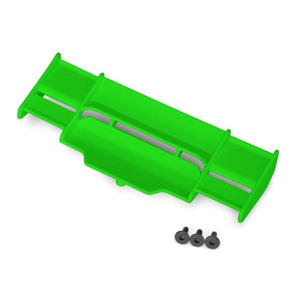 Traxxas Rustler 4x4 Wing, Green