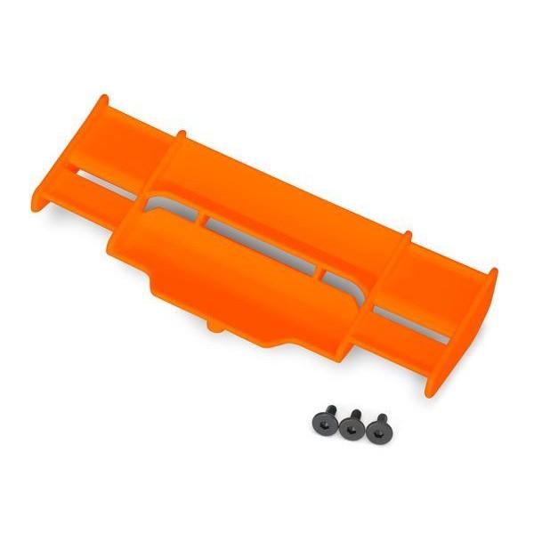 Traxxas Rustler 4x4 Wing, Orange