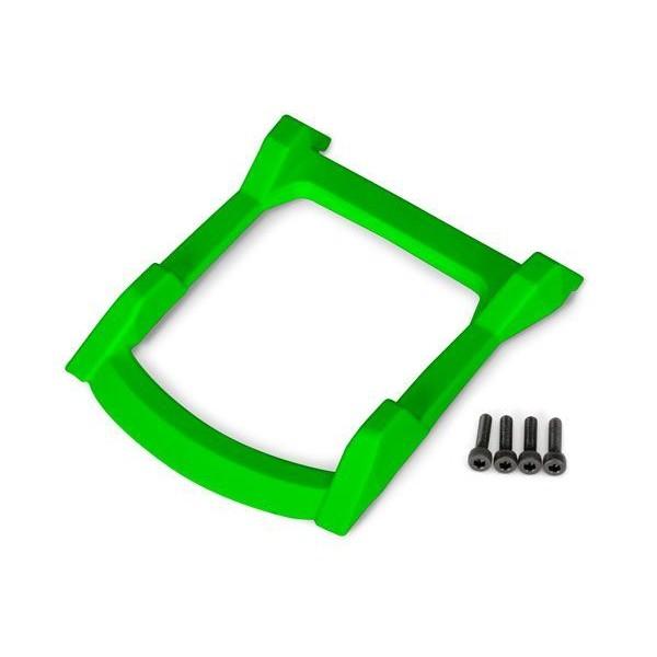 Traxxas Rustler 4x4 Roof Skid Plate, Green (4)