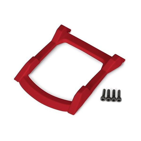 Traxxas Rustler 4x4 Roof Skid Plate, Red (4)