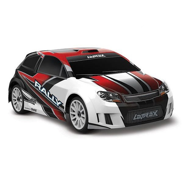 LaTrax Rally 4WD Electric 1/18 Rally Racer with Battery, Red