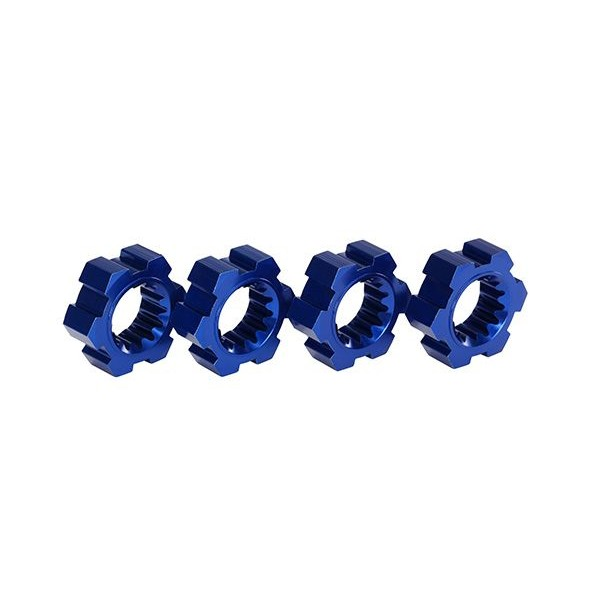 Traxxas Aluminum Wheel Hexes for X-Maxx (4)