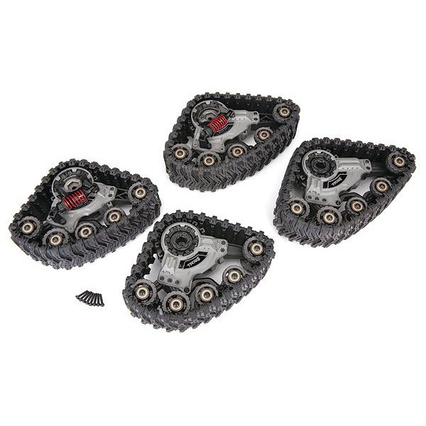 Traxxas Traxx, TRX-4  (complete set, front & rear) (4)