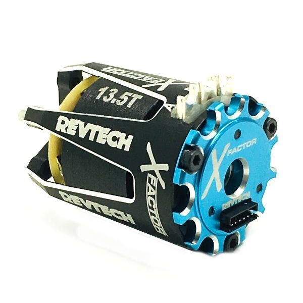 Trinity X Factor 13.5T Team Spec Class Brushless Motor