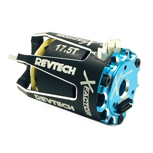 Trinity X Factor 17.5T Team Spec Class Brushless Motor