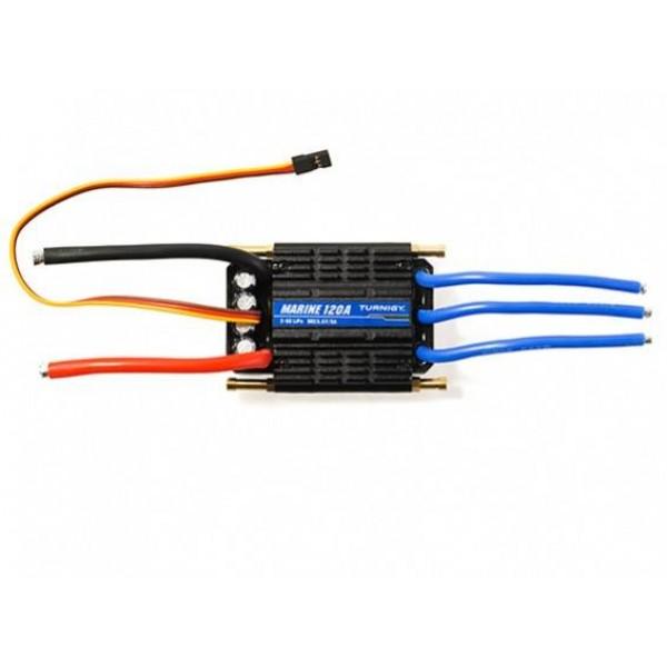 Turnigy 120 Amp Marine ESC V2