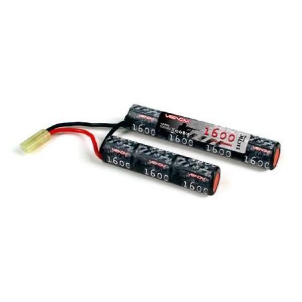 Venom NiMH Saddle Battery 1600mAh 8.4V (7S)