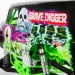 Axial SMT10 Grave Digger 1/10 4wd RTR Monster Truck