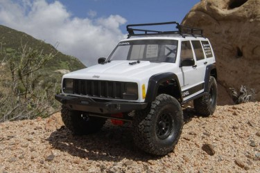 Axial SCX10 II 1/10 2000 Jeep Cherokee, assembly kit