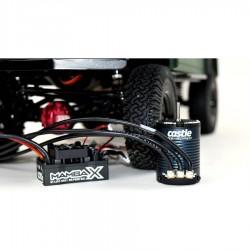 MAMBA X Crawler Edition - 25 2V Waterproof ESC - 1406-2850Kv Sensored Motor