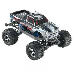Traxxas Stampede 4X4 VXL 1/10 Scale Monster Truck with TSM